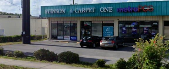 Stinson Carpet One Floor And Home - 2188 E Semoran Blvd Apopka, FL 32703