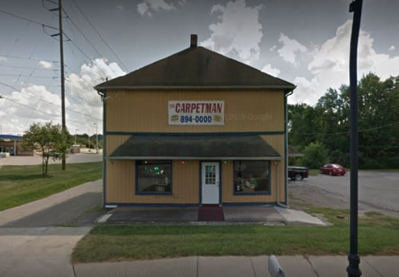 The Carpet Man Indy  - 11209 E Washington St Indianapolis, IN 46229