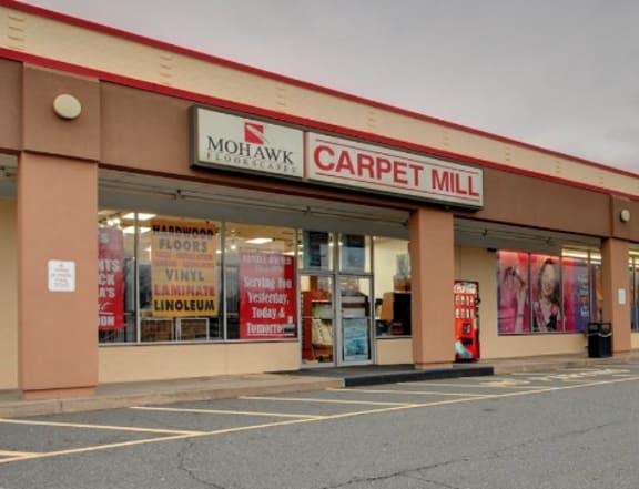The Carpet Mill - 414 NJ-10 East Hanover, NJ 07936
