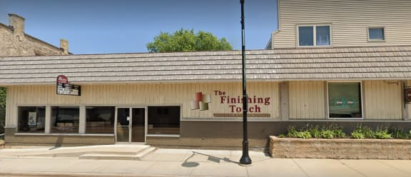 The Finishing Touch Flooring and Design Center - 2009 Main St Cross Plains, WI 53528