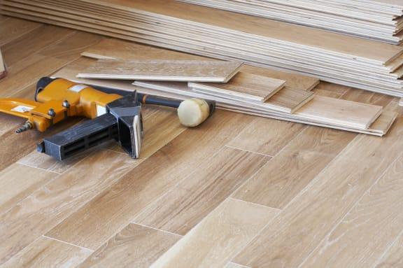 The Finishing Touch Floors, Inc. - 2956 Randolph Ave Costa Mesa, CA 92626