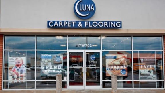 Luna Flooring Galleries - 17W432 22nd St Oakbrook Terrace, IL 60181