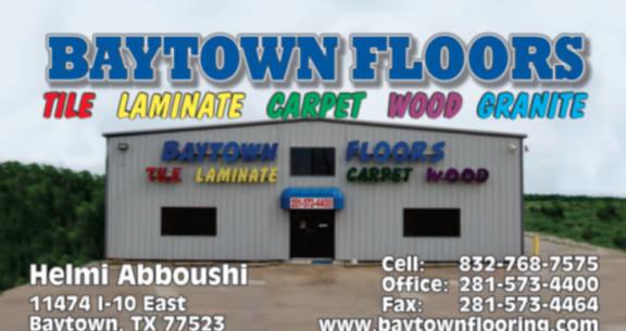 Baytown Floors - 7910 TX-146 Baytown, TX 77521