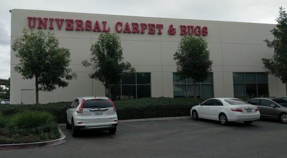Universal Carpet & Flooring - 8775 Research Dr Irvine, CA 92618