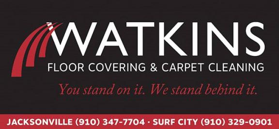 Watkins Floor Covering - 1311 N Marine Blvd Jacksonville, NC 28540