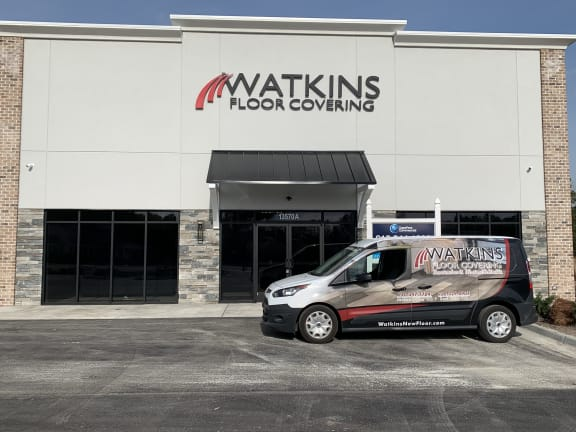 Watkins Floor Covering - 13570 NC-50 Suite A Surf City, NC 28445