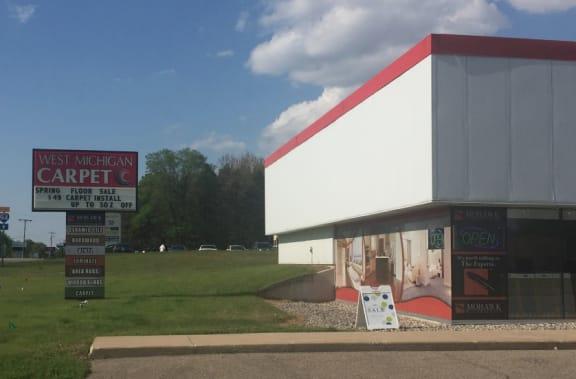 West Michigan Carpet & Tile - 53109 N Main St Mattawan, MI 49071