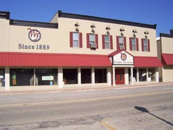 Wright's Furniture INC. - 113 N Main St Dieterich, IL 62424