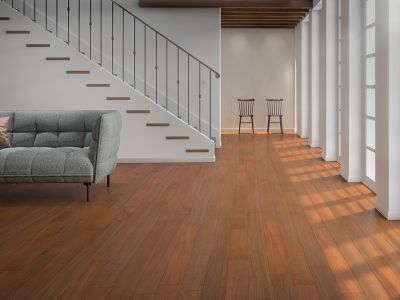 Room Scene of Smooth Flooring  Engineered - Hardwood by Indus Parquet