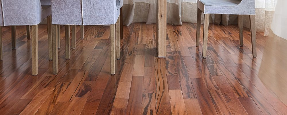 Room Scene of Smooth Flooring   Engineered - Hardwood by Indus Parquet