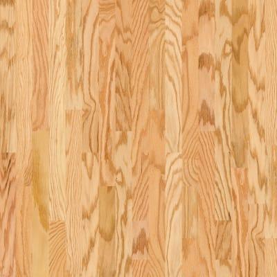 Gazebo Oak in Rustic Natural - Hardwood by Shaw Flooring