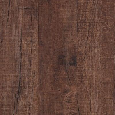 Prequel in Chocolate Barnwood - Vinyl by Mohawk Flooring