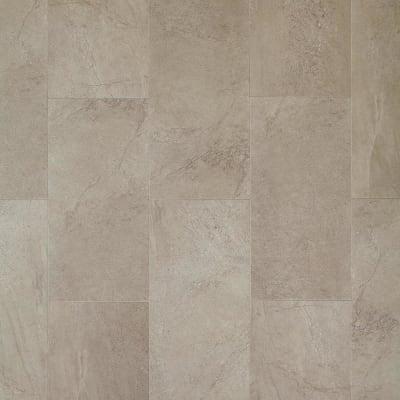 Adura Flex Tile in Meridian Fossil - Vinyl by Mannington