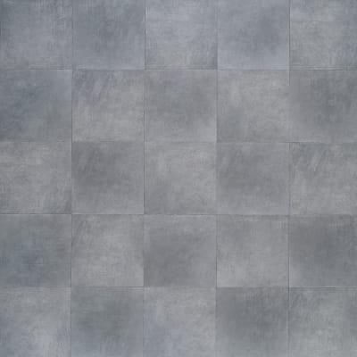 Adura Flex Tile in Villa  Cement - Vinyl by Mannington