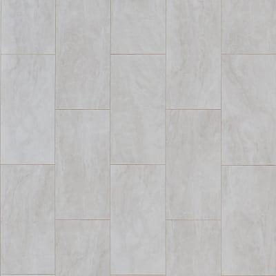 Adura Flex Tile in Vienna  Alabaster 12x24 - Vinyl by Mannington