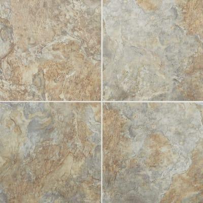 Adura Flex Tile in Rushmore Keystone - Vinyl by Mannington