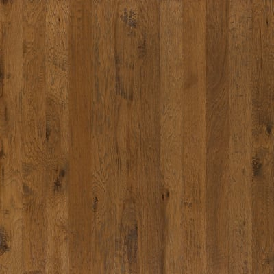 Pebble Hill Hickory 5 in Warm Sunset - Hardwood by Shaw Flooring