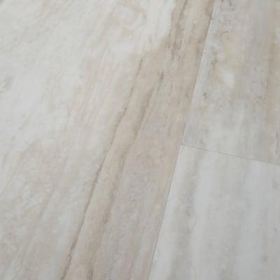 Adura Flex Tile in Cascade Sea Mist - Vinyl by Mannington