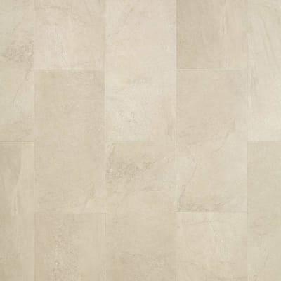Adura Flex Tile in Meridian Stucco - Vinyl by Mannington