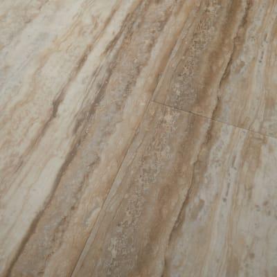 Adura Flex Tile in Cascade Harbor Beige - Vinyl by Mannington