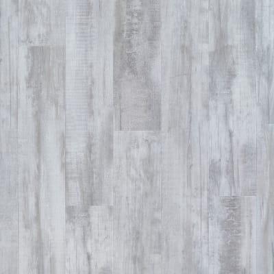 Adura Flex Tile in Cape May White Cap - Vinyl by Mannington