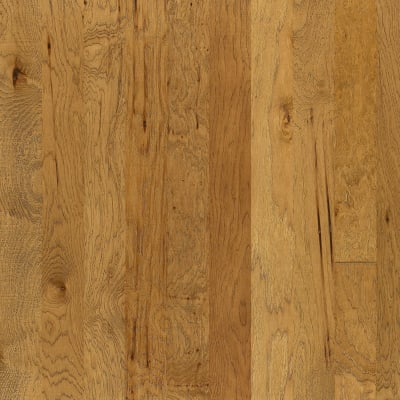 Brushed Suede in Parchment - Hardwood by Shaw Flooring