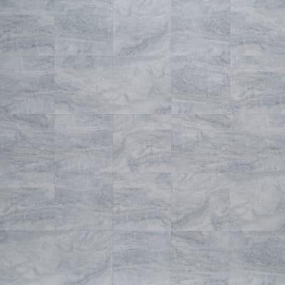 Adura Flex Tile in Vienna  Quartz 18x18 - Vinyl by Mannington