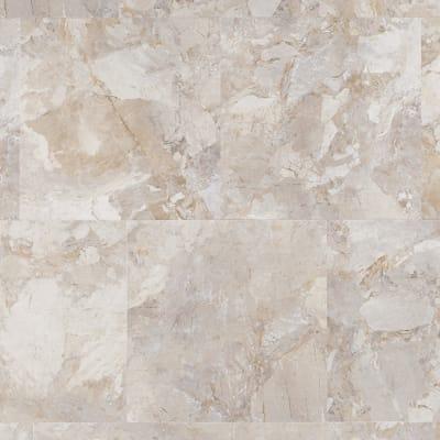 Adura Flex Tile in Corinthia Amber - Vinyl by Mannington