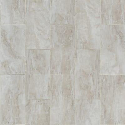 Adura Flex Tile in Vienna  Mineral 12x24 - Vinyl by Mannington