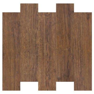 Rigid Core  Acrylx Premier Home Plank in Golden Harvest - Vinyl by Raskin Industries
