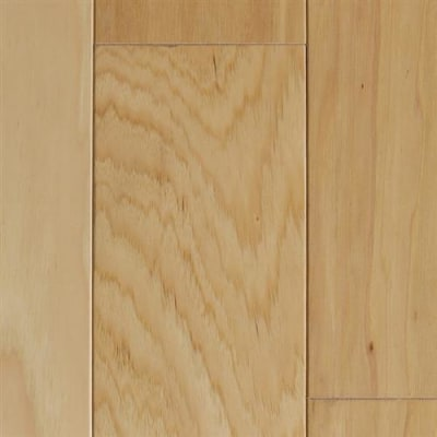 """Hillshire Engineered Hardwood in Hickory Natural  5"""" - Hardwood by Mullican"""