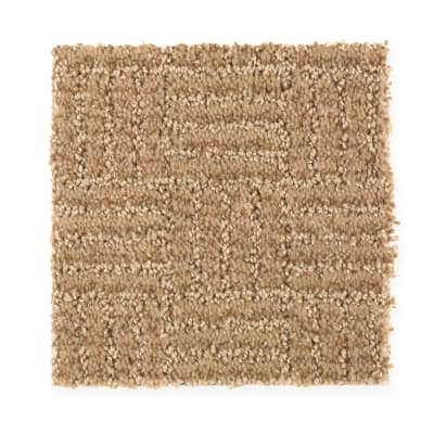 Hanson Point in Spiced Amber - Carpet by Mohawk Flooring