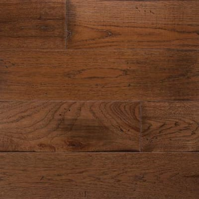 Wide Plank in Hickory Saddle  6 - Hardwood by Somerset
