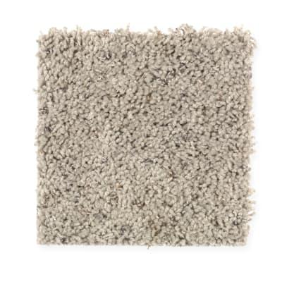 Complete Package  Fleck in Silver Smoke - Carpet by Mohawk Flooring