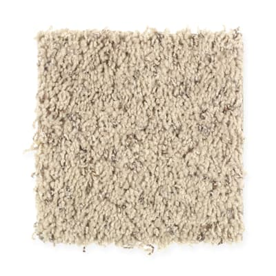 Design Duo  Fleck in Seashell - Carpet by Mohawk Flooring