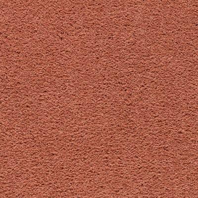 Awaited Bliss in Baked Amber - Carpet by Mohawk Flooring