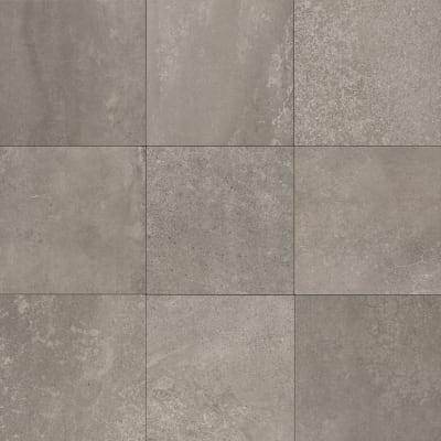 Viella  Bullnose  3 X12 Bn  22 Per Case in Forte Grey - Tile by Mohawk Flooring