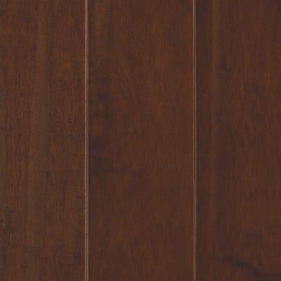 Breslin Soft Scrape Uniclic in Cognac Maple - Hardwood by Mohawk Flooring