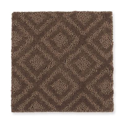 Lansing Court in Burnished Brown - Carpet by Mohawk Flooring