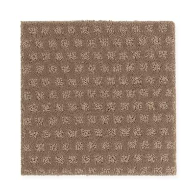 Perfect Backdrop in Caramel Ripple - Carpet by Mohawk Flooring