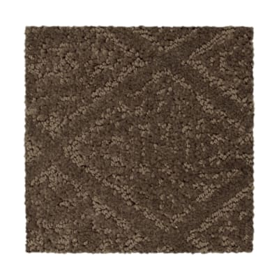 Rare Illustration in Rich Taupe - Carpet by Mohawk Flooring
