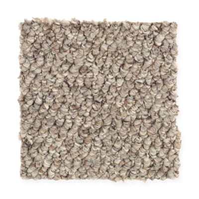 Prairie Sky in Berber Beige - Carpet by Mohawk Flooring