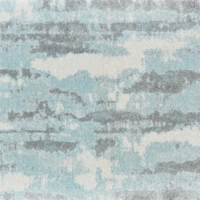 Marvelous in Powder Blue - Carpet by Stanton