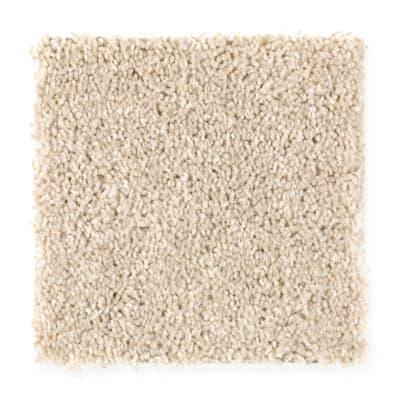 Fabric Of Life in Vanilla Steam - Carpet by Mohawk Flooring
