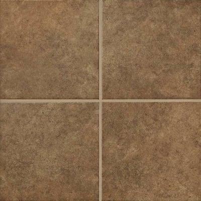 Beige in Castlegate Brown Cg17 18 X 18 Field Tile - Tile by American Olean