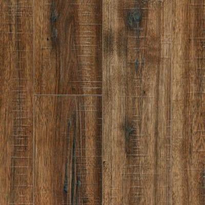 Hickory Autumn Laminate, Vintage Worn Hickory Laminate Flooring