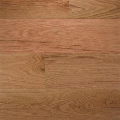 Wide Plank in Natural Red Oak - Hardwood by Somerset