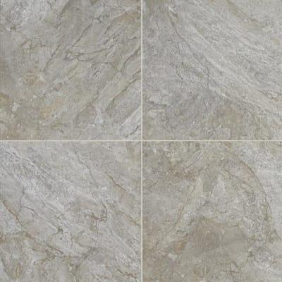 Adura Flex Tile in Century Fossil 12x24 - Vinyl by Mannington