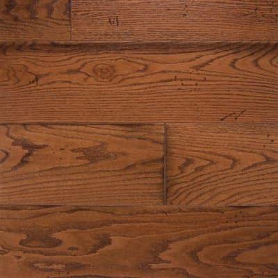 Wide Plank in Gunstock  6 - Hardwood by Somerset