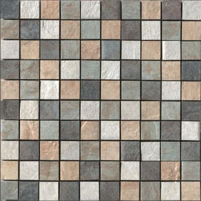 Eternity in Mosaic MIX Mosaico Gafm - Tile by Happy Floors